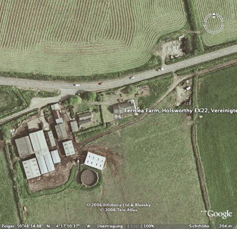 Fernlea Farm, Holsworty, Devon, England