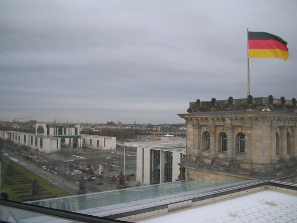 Kanzleramt, Schweizer Botschaft