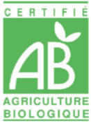 Bio-logo Frankreich (gleich Knospe CH)