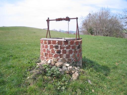 Ziehbrunnen La Oueyte