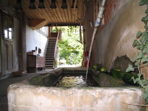 Laufender Brunnen