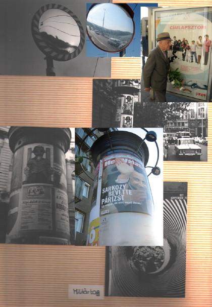 Budapest 1972 und 2007, Aufnahmen Ruedi und Simon Baumann