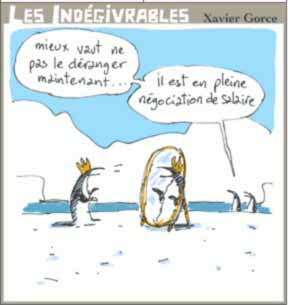 aus Le Monde éléctronique du 31. oct. 2007