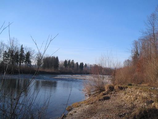 Emme-Bire zwischen Bätterkinden und Kirchberg
