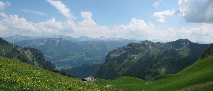 Panorama-Morgeten