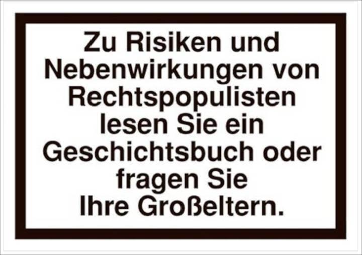 Rechtspopuliste (1)